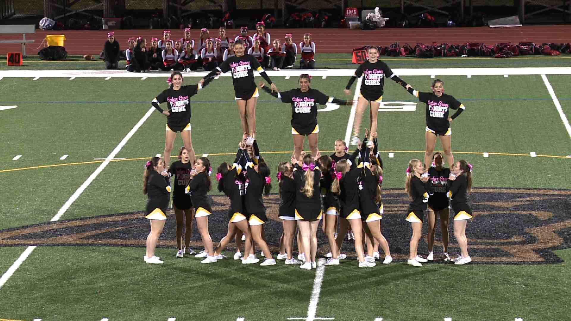 Cheerleading Coverage: Jersey Sports Now